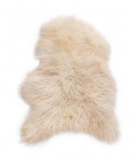 Peau de mouton blanche...